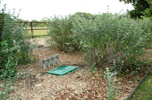 landscape watering system 1