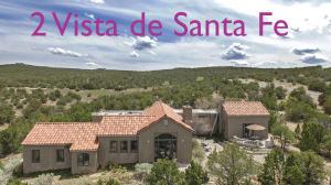 Property for sale at 2 Vista De Santa Fe, Sandia Park,  NM 87047