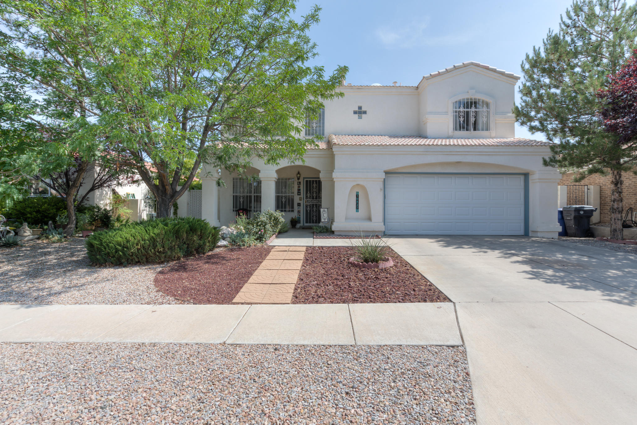 10827 WOLF CREEK ROAD, ALBUQUERQUE, NM 87123