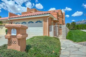 Property for sale at 6600 Dorado Beach NE, Albuquerque,  NM 87111