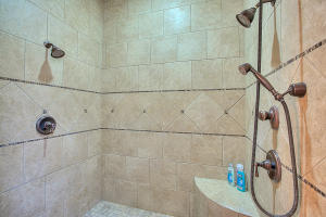 Separate Master Shower