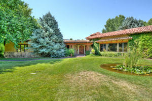 Property for sale at 5425 Eakes Road NW, Los Ranchos,  NM 87107