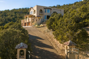 Property for sale at 100 Sandia Mountain Ranch Drive, Tijeras,  NM 87059