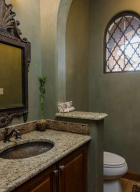 Entry/Guest Powder Room