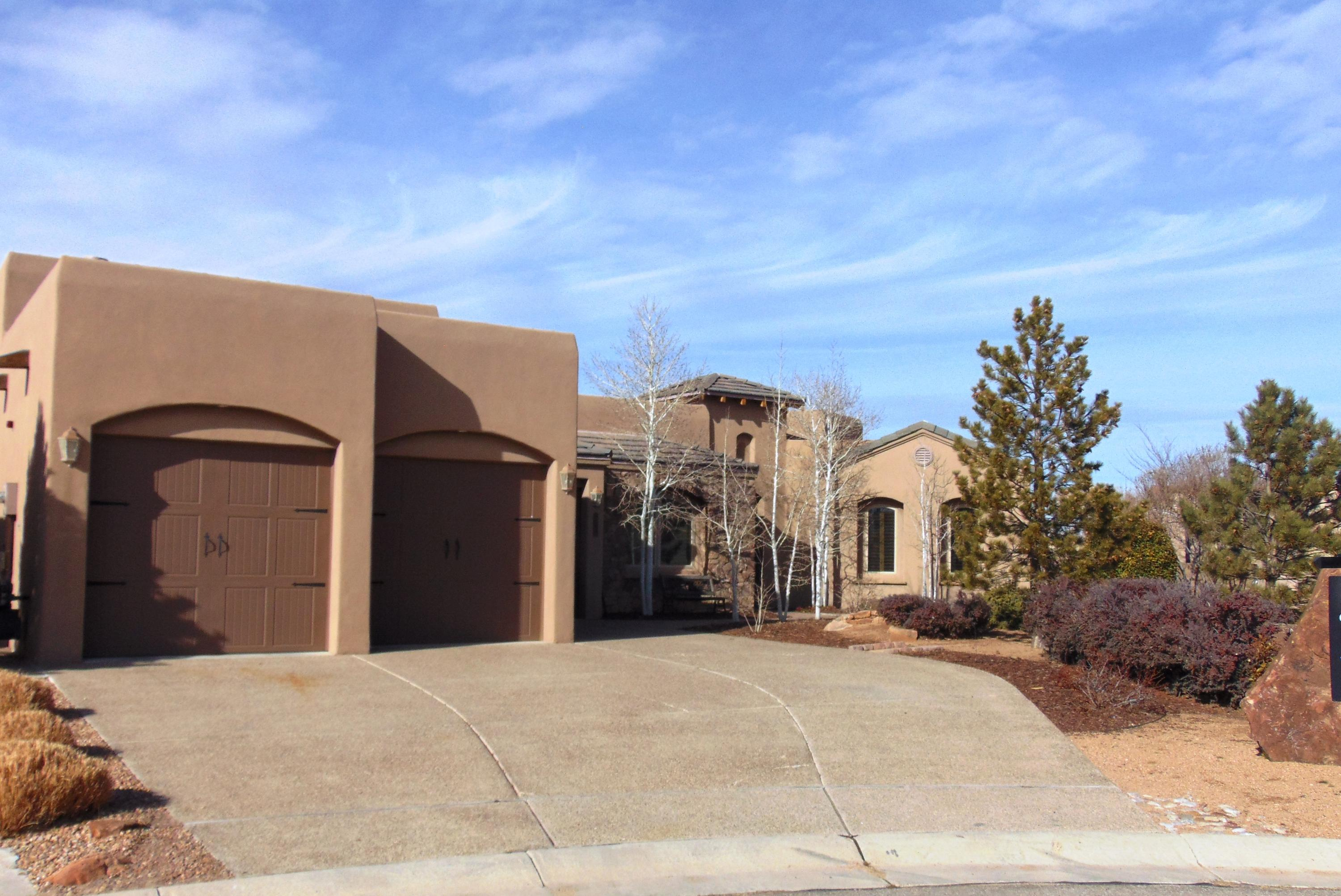 8223 DESERT PLUME LANE NE, ALBUQUERQUE, NM 87122