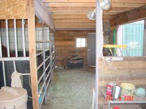 H-Barn Inside