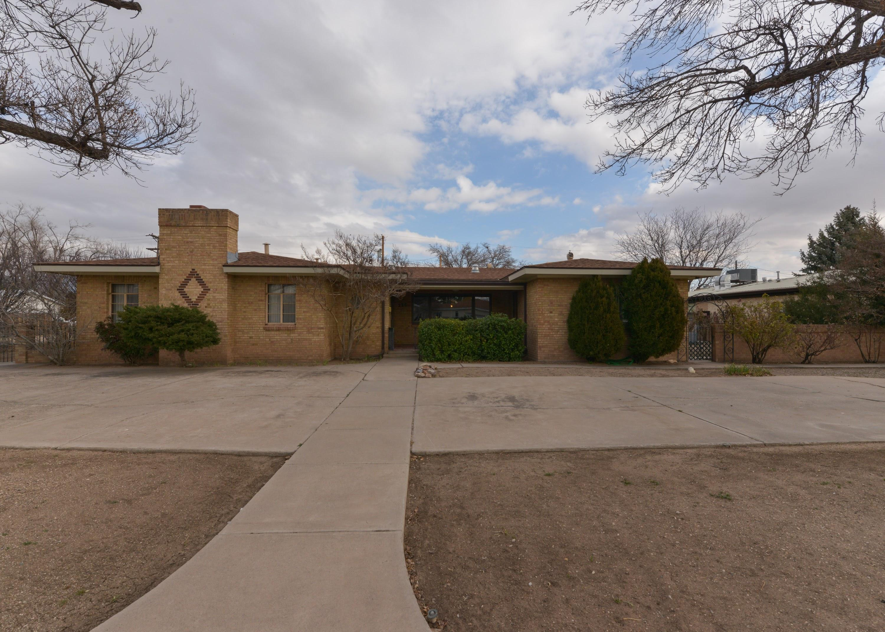 236 WASHINGTON STREET NE, ALBUQUERQUE, NM 87108