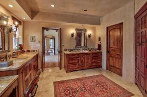 Master Bathroom - separate double sinks