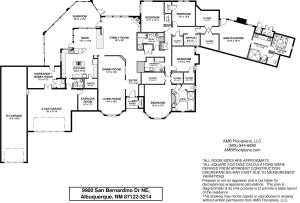 9900 SAN BERNARDINO DRIVE NE, ALBUQUERQUE, NM 87122  Photo 3