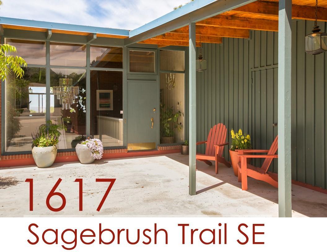 1617 SAGEBRUSH TRAIL SE, ALBUQUERQUE, NM 87123