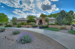 9509 DANCING RIVER DRIVE NW, ALBUQUERQUE, NM 87114  Photo 1