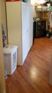 Casita Laundry Storage Room