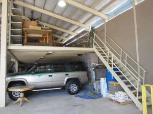 9 Garage Entry Stairs to Storage