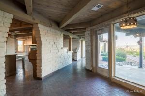 5401 jackson kitchen hall way