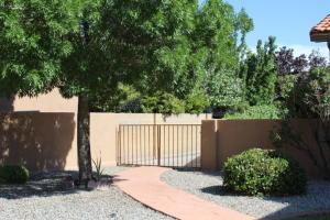 Backyard Access