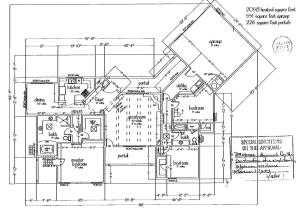 Floor Plan Photo