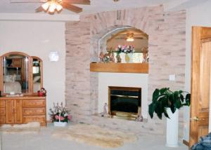 3 MASTER BEDROOM FIREPLACE
