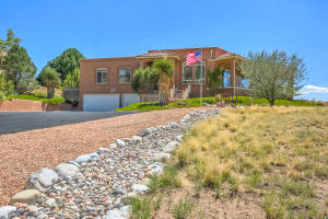 1483 MORNING GLORY ROAD NE, ALBUQUERQUE, NM 87122  Photo 1