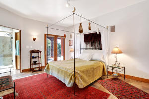 Master Bedroom w/Exterior Access to Pool