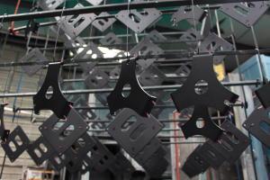 99 Powder Coat - Multi hanging pieces-