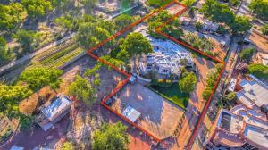 30 Mariquita - Property Boundry drawn on