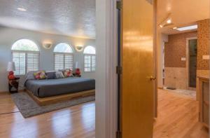 magnificent master suite
