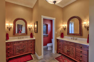 Master Bathroom/Double Sinks & Vanities