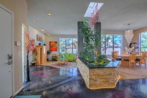 View of Entry Door & Atrium