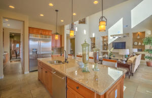 Beautiful Granite Counters