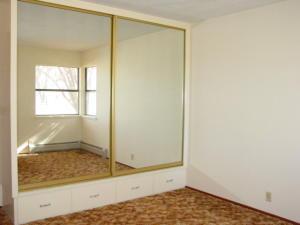 Closet in Guest Bedroom #2