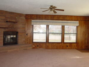 Family Room East Wall