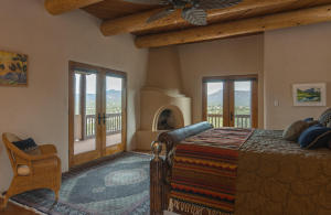 MASTER BEDROOM VIEW - 18 CR