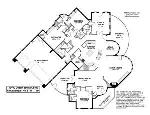 Lower Floorplan