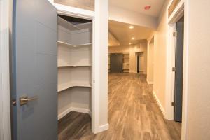 11 August Mader hallway storage