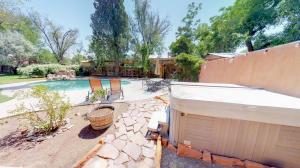 Pool AND Hot Tub