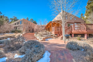 Property for sale at 374 Canon Madera Road, Sandia Park,  NM 87047