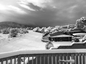 Rare Snow