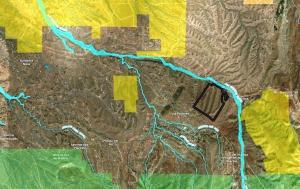 Placitas Map sat public lands