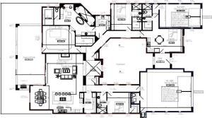1713 Floor plan