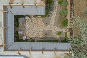Aerial View Courtyard - Copy
