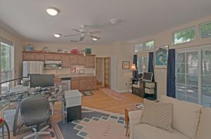 Family Room with Kitchen - Copy