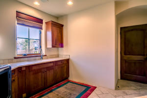 Laundry Room connects to Garage