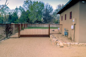 Gate For Backyard Access