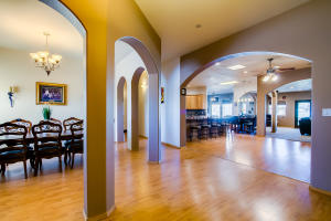 12 dining room and kitchen