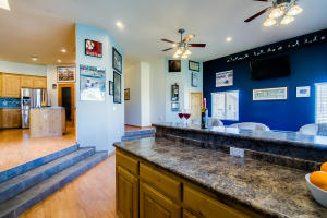 24 kitchen and game room