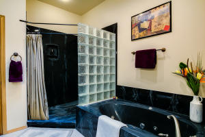 34 master tub and shower
