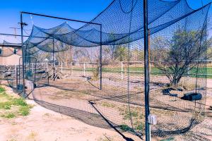 48 batter\'s cage