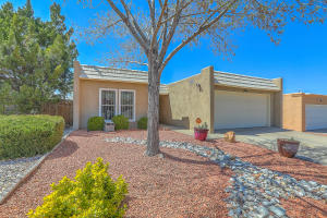 Property for sale at 3813 General Bradley Street NE, Albuquerque,  NM 87111