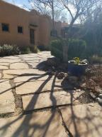 Flagstone Path to Front Door