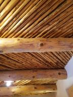 Detail of Foyer Ceiling